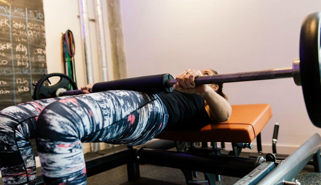 behalen van fitness doelen